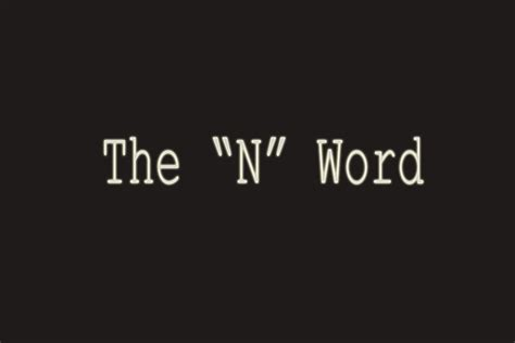 1995 january 14, kenneth b. Using the N word at Staples - Inklings News