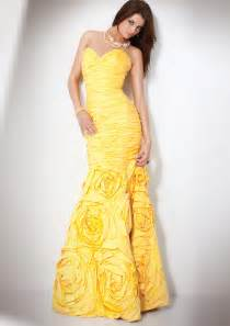 yellow dress for wedding yellow floor length zipper wedding dress trendy mods