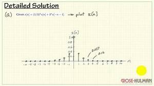 Z-transform Example  1