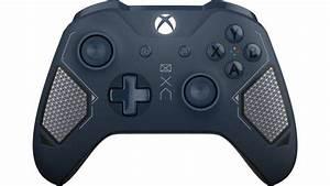3 Nouvelles Manettes Xbox One Annonces Gris Bleu Et