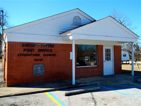 bureau en m騁al file letohatchee alabama post office 36047 jpg