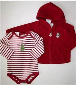 First Christmas Baby Clothes