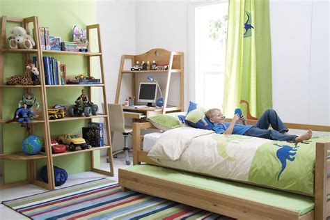 Boys Bedroom: Divine Boy Blue Yellow Awesome Kid Bedroom Decoration Using Blue Yellow Bedroom