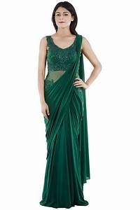 43 best images about Saree Gown on Pinterest