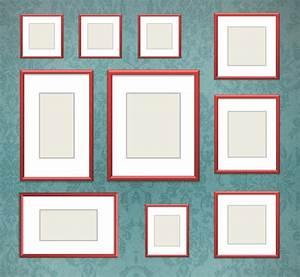 3 Bilder Nebeneinander Aufhängen : anleitung bilderrahmen aufh ngen ~ Lizthompson.info Haus und Dekorationen