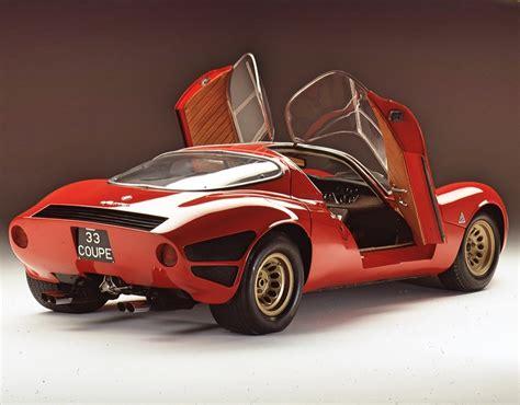 alfa romeo stradale alfa romeo showcases its most beautiful classic cars maxim