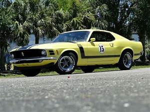 1970 Ford Mustang Boss 302 Tribute 89 048 Miles Yellow