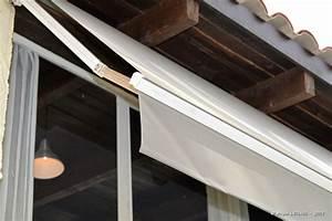 Toile Pour Store Banne : stores pergolas le blog stores pergolas ~ Dailycaller-alerts.com Idées de Décoration