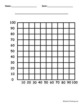blank graph paper   fun teaching tpt