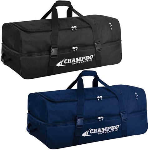 """Champro E51 Umpire Equipment Bag, 30"""" X 16"""" X 14"""""""