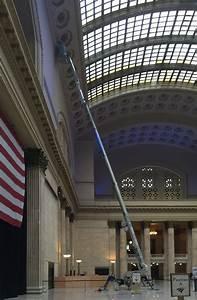 Amtrak Chicago Union Station Great Hall Work Underway ...