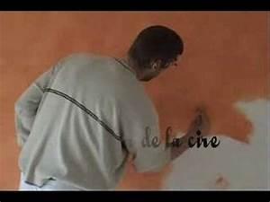Cire Pour Enduit : r alisation d 39 un enduit cir youtube ~ Premium-room.com Idées de Décoration