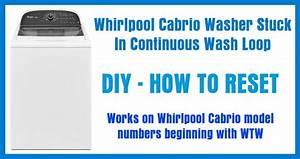 Whirlpool Washing Machine Reset