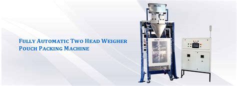 automatic multi head weigher pouch packing machine manufacturers suppliers exporters