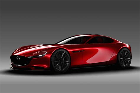 mazdas rx revival sports car  pack turbocharged rotary magnificance