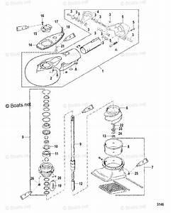 90 Hp Mercury Outboard Parts Diagrams