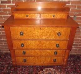early 19th century new hampshire solid birds eye maple