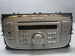Ford Mondeo Radio : ford mondeo iv 1 8 tdci cd radio autoradio 8s7t 18c815 aa ~ Jslefanu.com Haus und Dekorationen