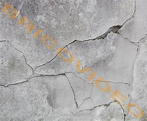 comment reparer des fissures dans un mur With comment reboucher une fissure dans un mur exterieur