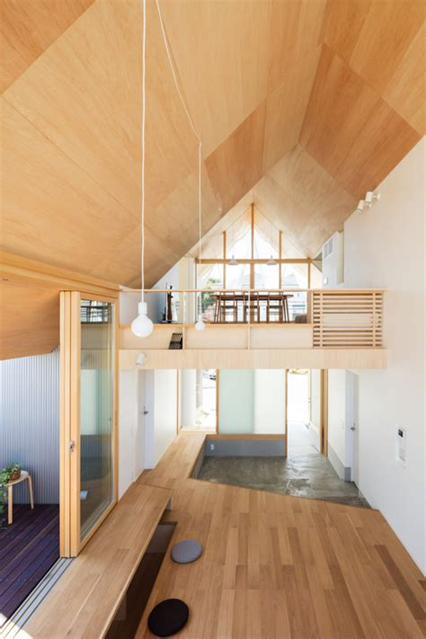 wood clad minimalist house   spaces digsdigs