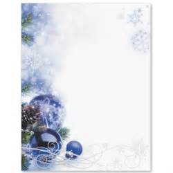 Free Christmas Paper Border Templates