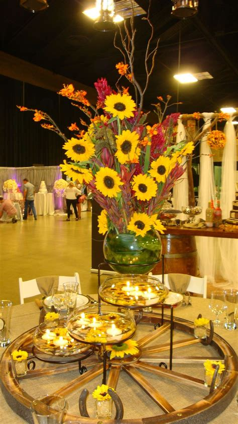 western wedding theme  details party rentals tulare ca