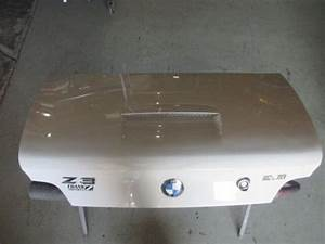 2000 Bmw Z3 2 8l M52tub28 Coupe Trunk Lid  Complete