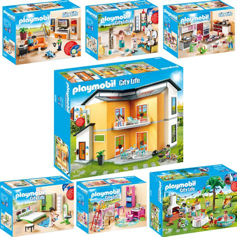 Moderne Haus Playmobil by Playmobil 5763 Mitnehm Puppenhaus Neuwertig Playmobil