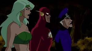 The gallery for --> Justice League Unlimited Fire And Ice