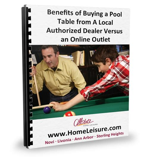 buyers guides home leisure