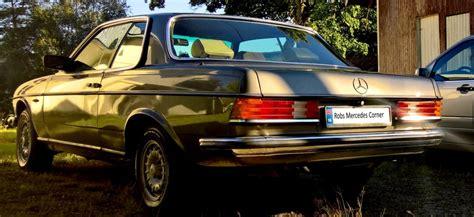 w123 280CE Coupé Review – Robs Mercedes Corner