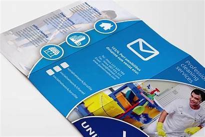 Brochure Fold Cleaning Tri Sk Services