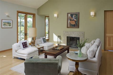 Living Rooms Painted Sage  Modern Home Design Ideas