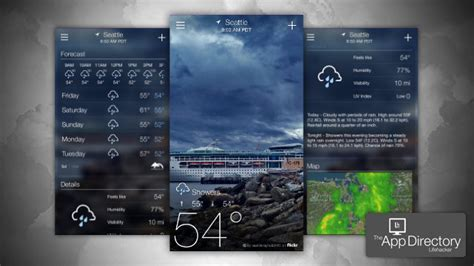 best free weather app for iphone app directory the best weather app for iphone