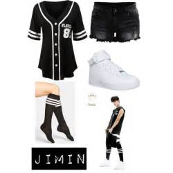 BTS Jimin Inspired Outfits Polyvore