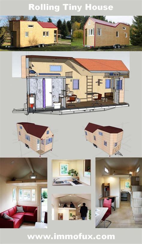 Tiny Haus Auf Rädern by Die Besten 25 Haus Auf R 228 Dern Ideen Auf