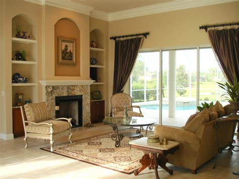Decorating Ideas For Niches by Living Room Wall Niche Ideas
