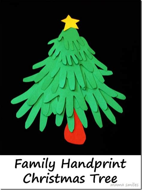 10 handprint crafts for christmas
