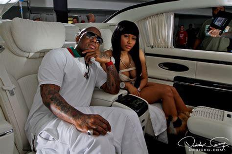 "Birdman ""y.u. Mad"" Ft Nicki Minaj, Lil Wayne Video Shoot"