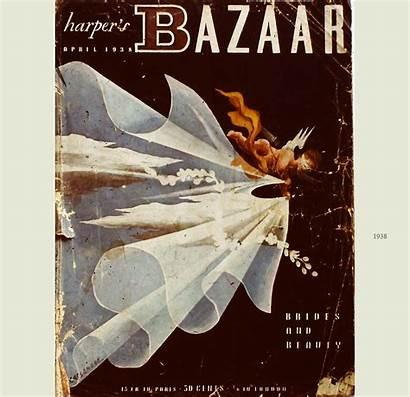 Cassandre 1939 Harpers Bazaar June Harper 1938