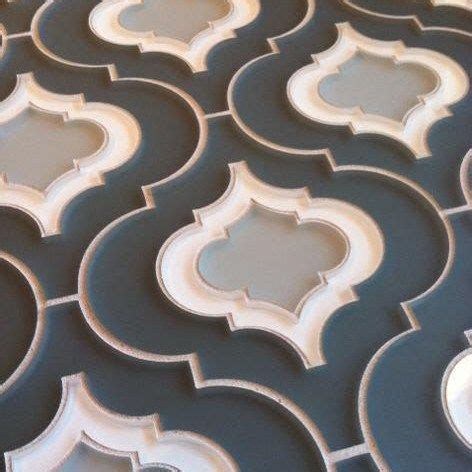 design obsession arabesque tile punch  style