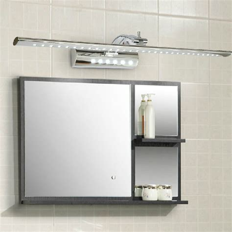 7w led modern fixture mirror wall light for bedroom