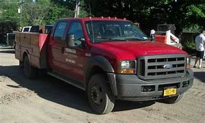 Sell Used 2005 Ford F450 Xl Super Duty Crew Cab With