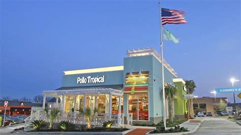 Pollo Tropical Application by Pollo Tropical Opening New Restaurants In The San Antonio