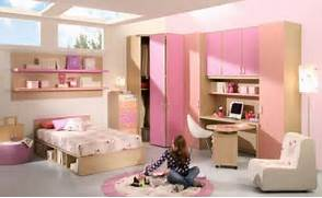 Cool Teen Room Pink Cool Teenage Room Designs
