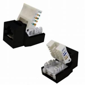 Fiche Rj45 Cat 6 : embase rj45 femelle utp cat 6 multi 110 achat vente ~ Dailycaller-alerts.com Idées de Décoration