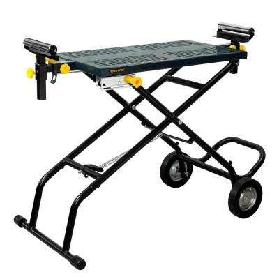 Powertec Universal Mounting Deluxe Rolling Stand