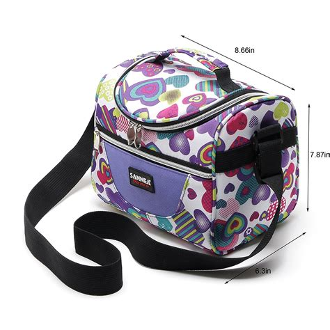 Sanne Lunch Box Bag Thermal Insulated Breastmilk Cooler