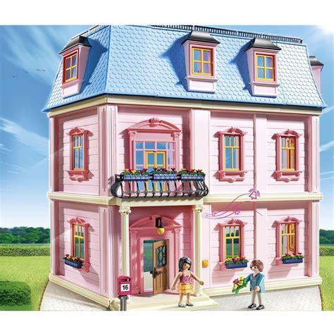 chambre de fille pas cher maison traditionnelle playmobil dollhouse 5303 la grande