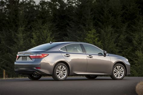 2015 Lexus Es350 Reviews And Rating  Motor Trend